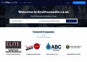 findtheneedle.co.uk