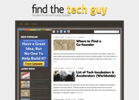 findthetechguy.com