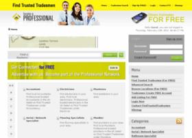 findtrustedtradesmen.co.uk