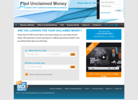 findunclaimedmoney.com.au