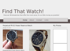 findwatches.jigsy.com