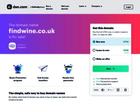 findwine.co.uk