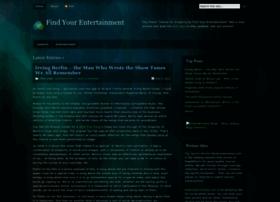 findyourentertainment.wordpress.com