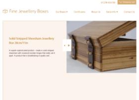 fine-jewellery-boxes.com