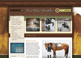 fine-used-saddles.com
