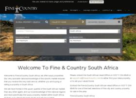 fineandcountry.co.za