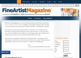 fineartistmagazine.com