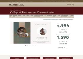 finearts.txstate.edu