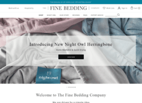 finebedding.co.uk