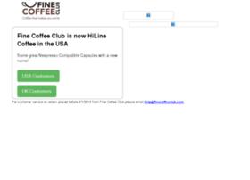 finecoffeeclub.co.uk