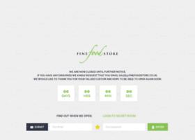 finefoodstore.co.uk