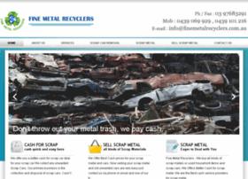 finemetalrecyclers.com.au