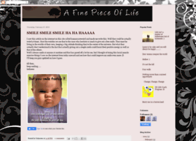 finepieceoflife.blogspot.com