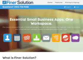 finersolution.com