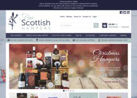 finescottishhampers.com