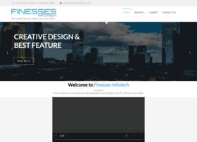 finessesinfotech.com