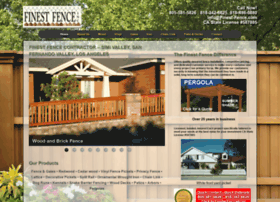 finest-fence.com