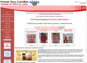 finest-soy-candles.com