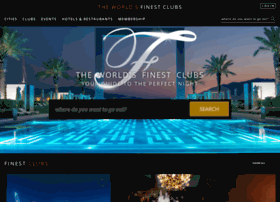 finestclubs.com