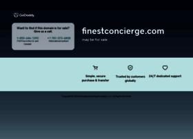 finestconcierge.com
