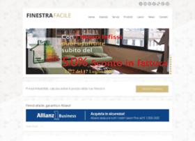 finestrafacile.com