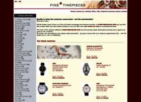finetimepieces.com