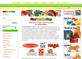 finewoodentoys.com