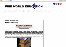 fineworldeducation.blogspot.com