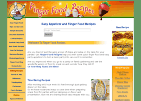 finger-food-recipes.com