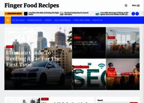 finger-food-recipes.com
