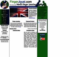 fingerjoust.com