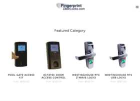 fingerprintdoorlocks.com