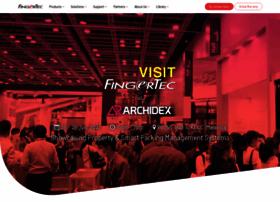 fingertec.com