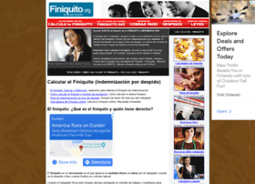 finiquito.org
