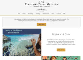 finishingtouchgallery.com.au