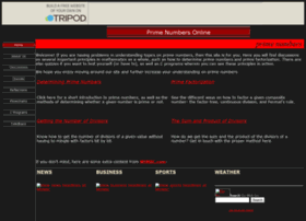 finiteonline.tripod.com
