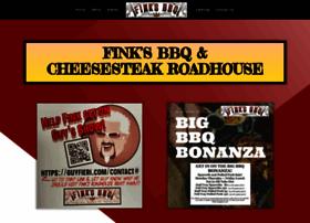 finksbbqroadhouse.com