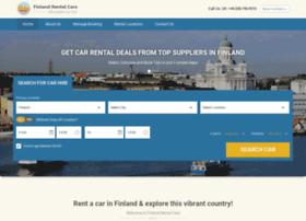 finlandrentalcars.com