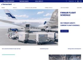 finnaircargo.com