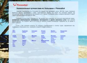 finnmatkat.ru