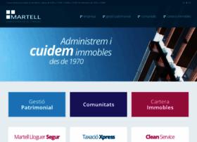 finquesmartell.com