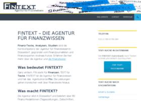fintext.org