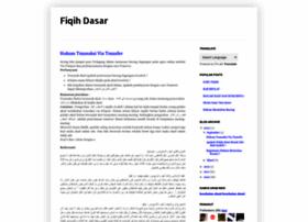 fiqihdasar.blogspot.com