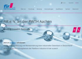 fir.rwth-aachen.de