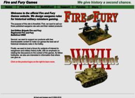 fireandfury.com