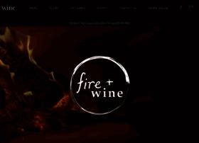fireandwine.net