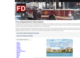 firedepartmentdirectory.com