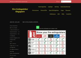 fireextinguisher.com.sg