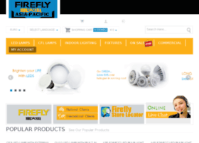 fireflylightingaustralia.com