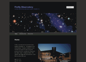fireflyobservatory.com